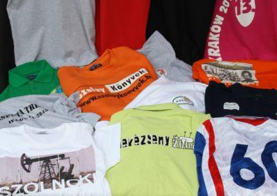 szitázott pólók
